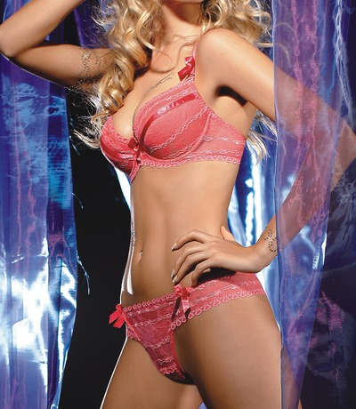 Axami Dessous Push up BH Set V-1510