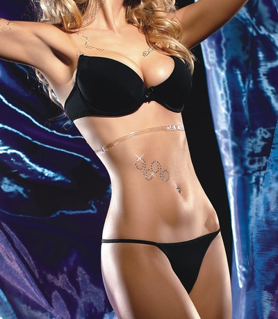 Axami Dessous Push up BH Set V-1571 Elegant