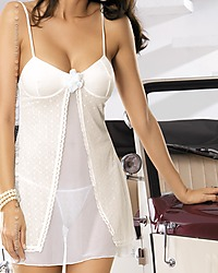 Obsessive Bride babydoll