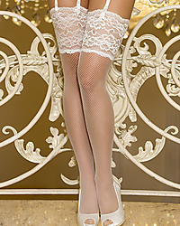 Axami V-6814 Ceremony stockings