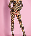 Catsuit Bodystocking V-7190 Stelo